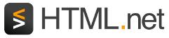 HTML.net's logo